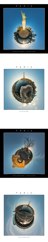360 Photo Guide with Creative 360 VR Spherical Panoramic Photography of Paris, France by © Christian Kleiman - Photographer, Editor, Author