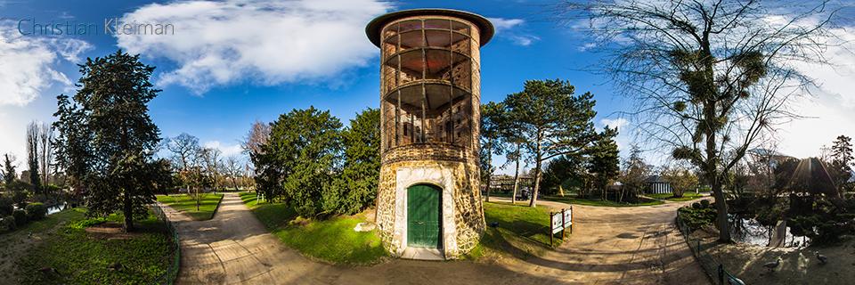 Le pigeonnier de gambetta jardin d 39 acclimatation 360 for Bois de boulogne jardin d acclimatation