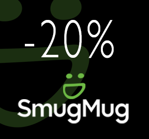 Get 20% off on any Plan - SmugMug online Photo website creator