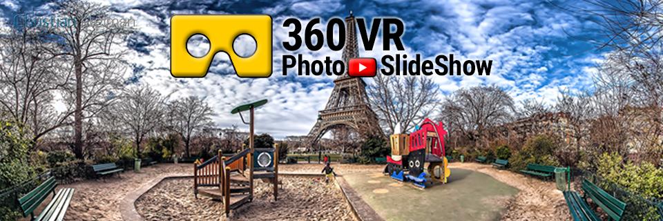 360 VR Video Experience from Champ de Mars, Paris